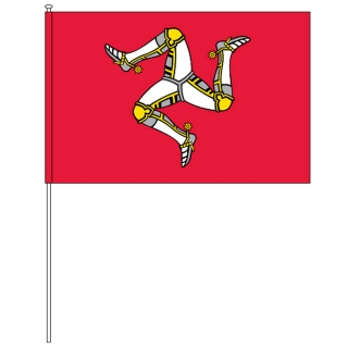 Small Manx Flag