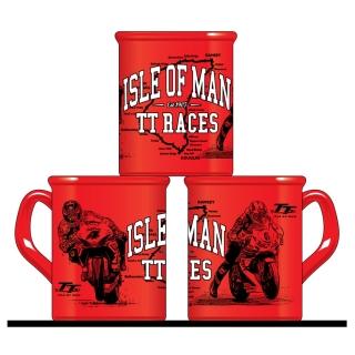 TT Mug Red