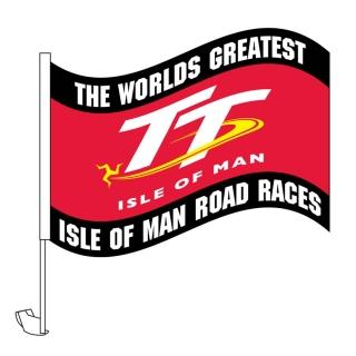 TT Car Flag