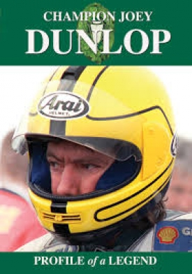 DVD Champion Joey Dunlop