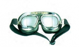 Cafe Adjustable Goggles Clear