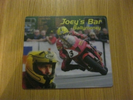 Joey's Bar Mouse Mat