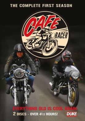 Cafe Racer DVD Season 1
